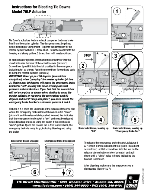 small resolution of tie down actuator wiring diagram