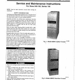 carrier ga furnace model 58 schematic diagram heater [ 954 x 1228 Pixel ]