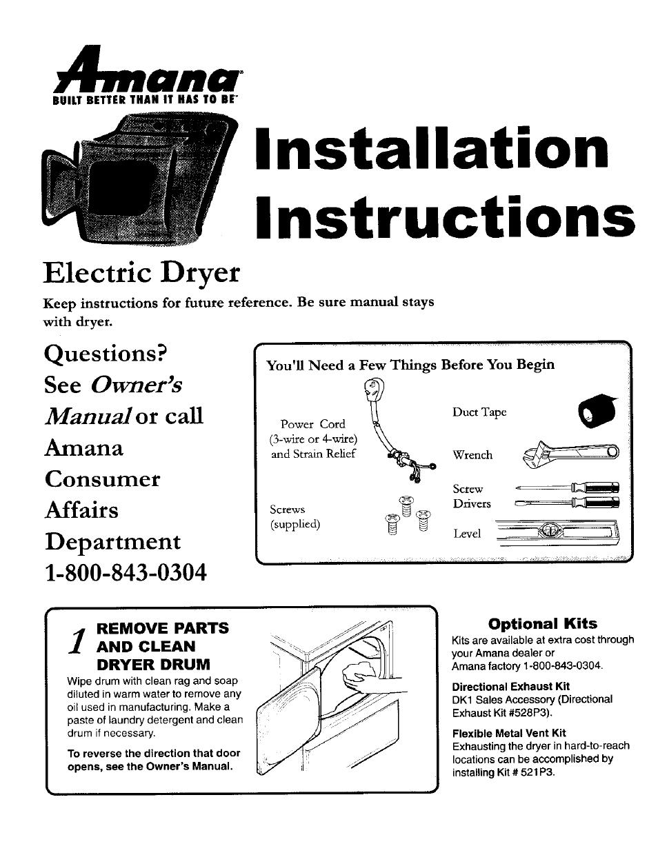 medium resolution of amana electric dryer wiring diagram