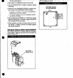 voltage regulator adjustment generac power systems 91355 user ford tractor wiring diagram generac regulator diagram [ 954 x 1241 Pixel ]