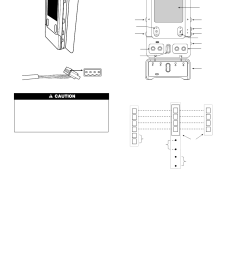 fig 9 decorative backplate assembly fig 10 4 wire abcd [ 954 x 1235 Pixel ]