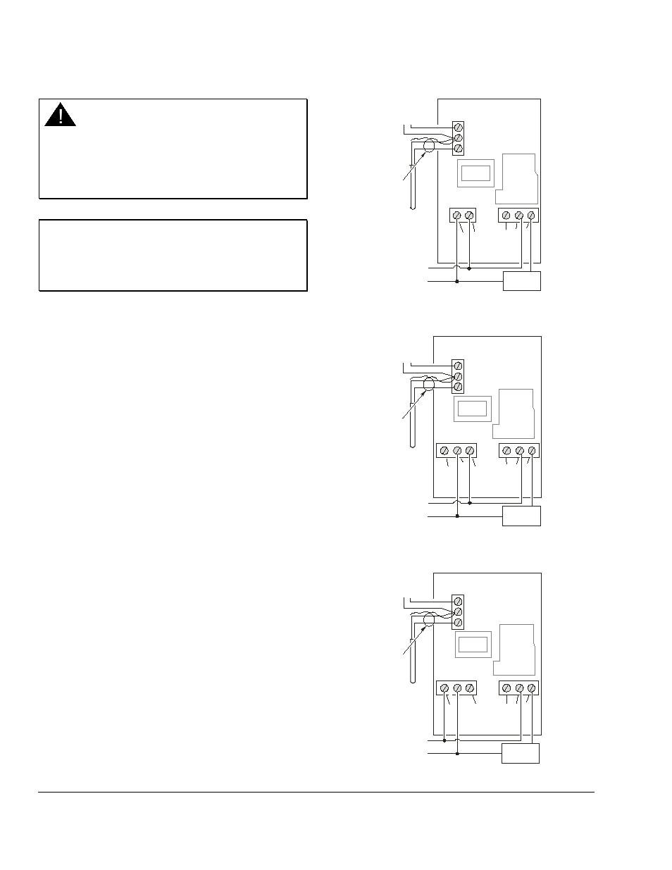 Johnson Controls A419 Wiring Diagram