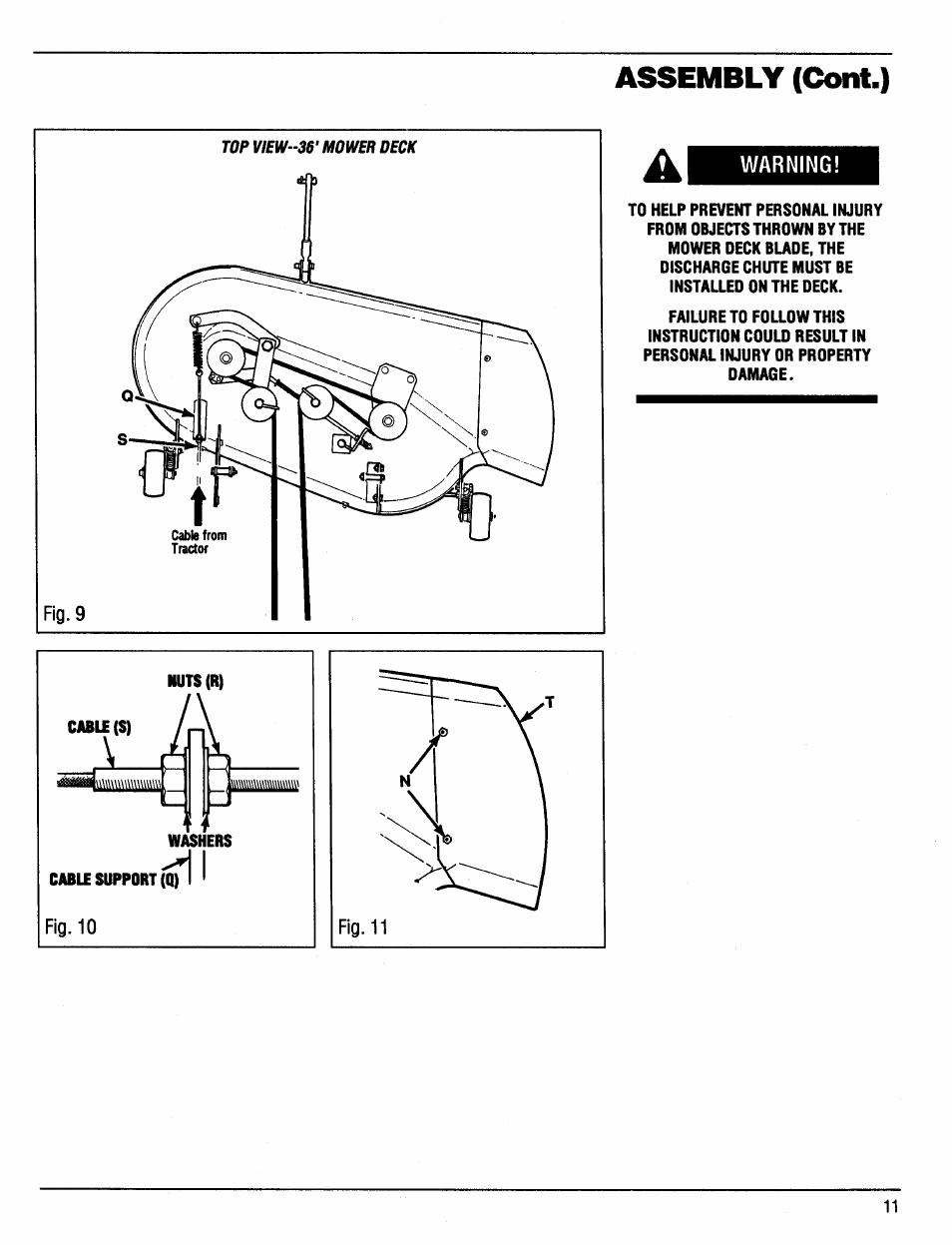 Bolens Manuals
