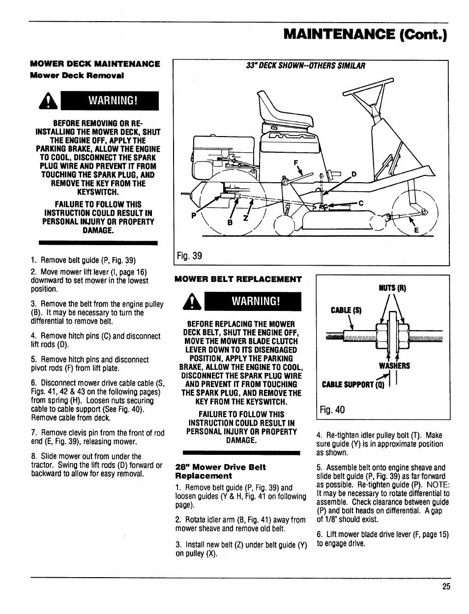 BOLENS REPAIR MANUAL - Auto Electrical Wiring Diagram on