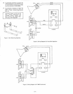 Altec Lansing A6 Series User Manual   Page 2  2