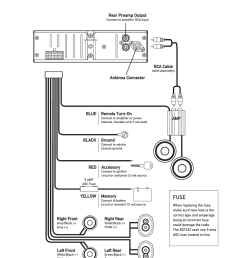 wiring diagram xd1222 installation fuse dual xd1222 user manual page 3 12 [ 954 x 1475 Pixel ]