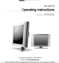 audiovox tv [ 954 x 1270 Pixel ]