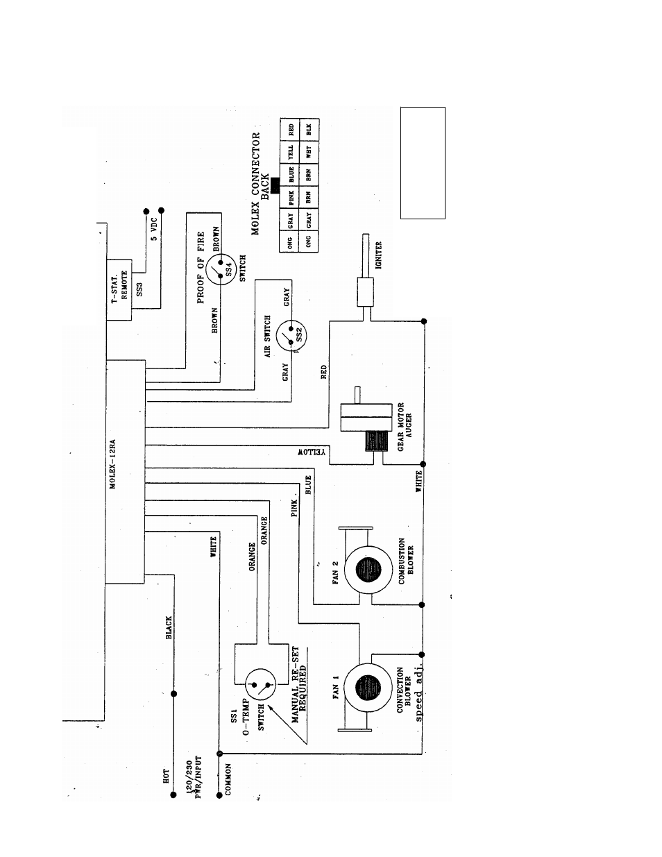 medium resolution of ac model wiring diagram warning dc model ddc 3000 wiringac model wiring diagram warning