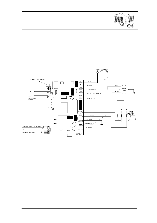 Tek 600 wiring diagram Tek 600 w Iring  Bonaire  Celair Tekelek User Manual  Page 15  28