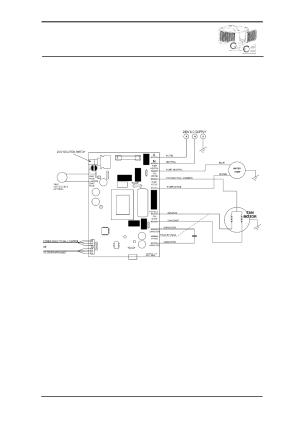 Tek 600 wiring diagram, Tek 600 w, Iring | Bonaire  Celair (Tekelek) User Manual | Page 15  28