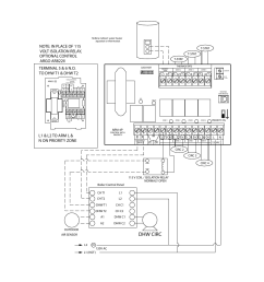 dhw circ appendix a boiler piping and wiring dunkirk q95m 200 modulating condensing boiler user manual page 35 52 [ 954 x 1235 Pixel ]