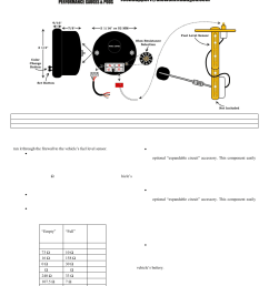 fuel level sensor wiring diagram [ 954 x 1235 Pixel ]