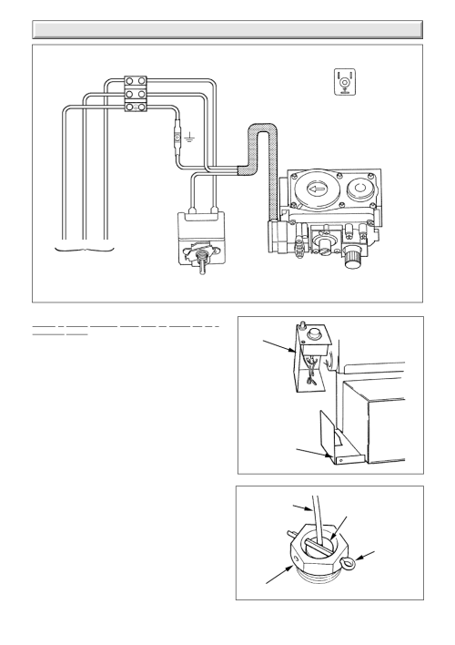 small resolution of 5 electrical wiring glow worm 56 2 back boiler user manual page 11 24