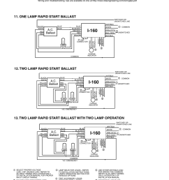 typical wiring diagrams i 160 a c ballast iota i 160 user manual page 5 5 [ 954 x 1235 Pixel ]