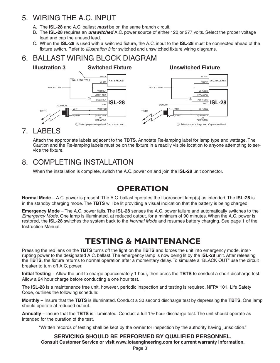 iota isl 28 page3?resize\\\=665%2C861 iota emergency ballast wiring diagram 1 lamp gandul 45 77 79 119  at panicattacktreatment.co