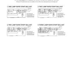 Bodine B50 Fluorescent Emergency Ballast Wiring Diagram Ba Falcon Speaker Iota 1 Lamp I 162 ~ Elsalvadorla