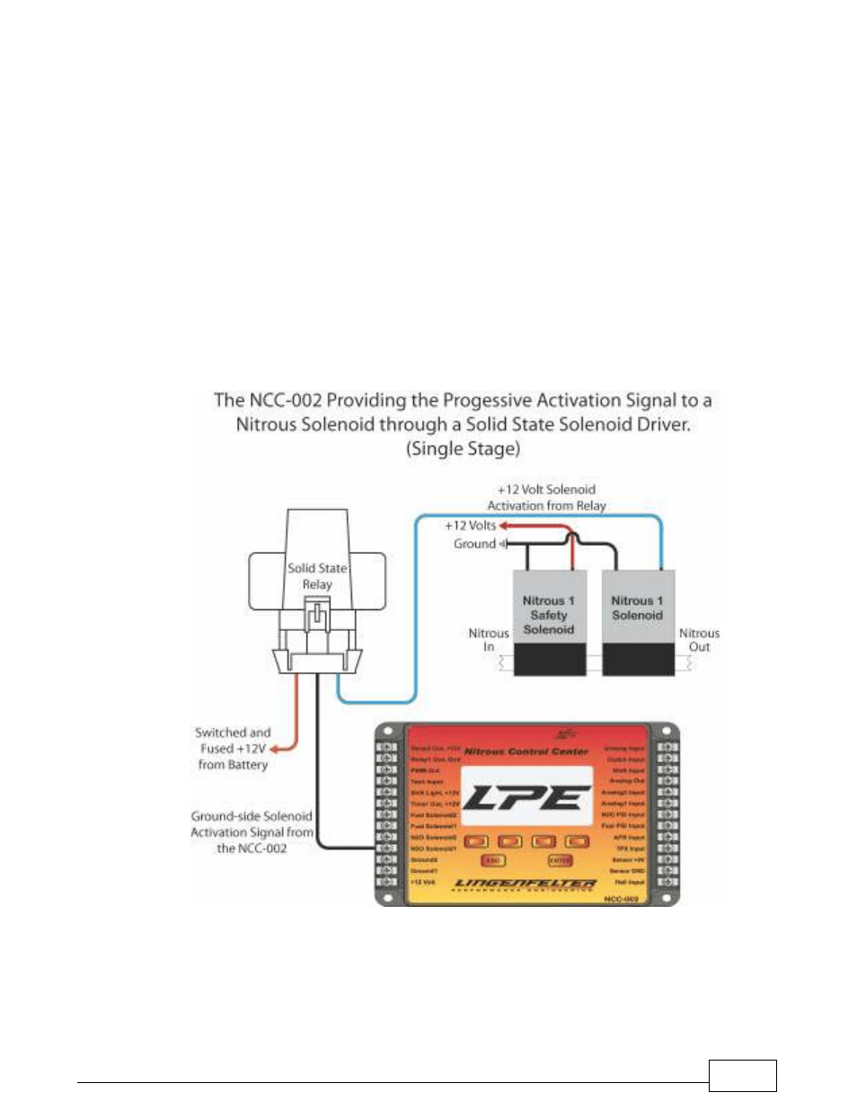 hight resolution of ncc wiring diagram simple wiring schema schematic circuit diagram lingenfelter l460240000 lingenfelter ncc 002 nitrous control