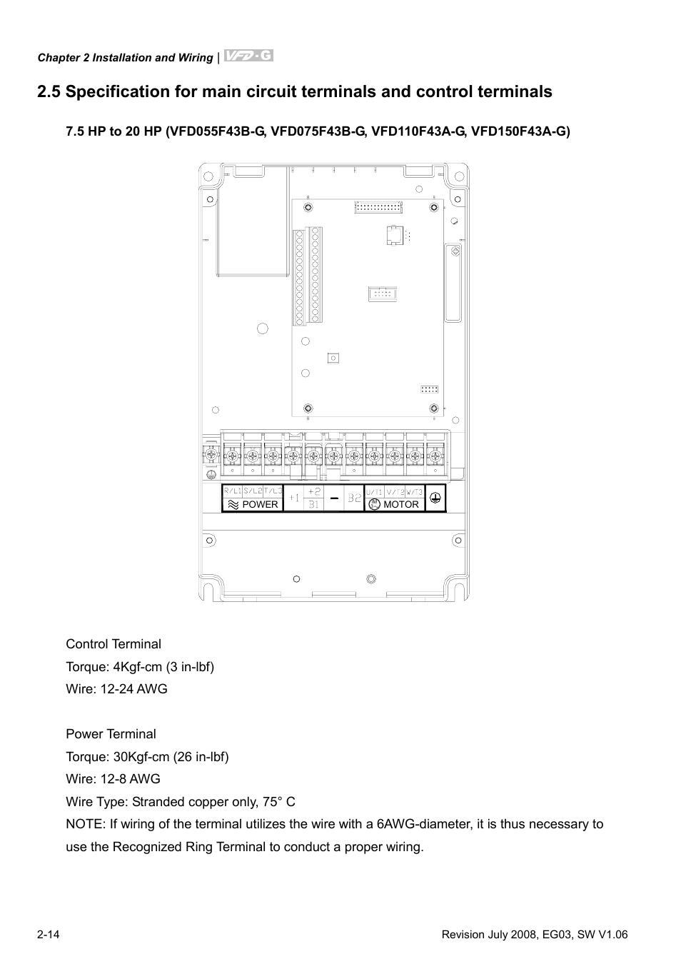 medium resolution of delta electronics ac motor drive vfd g user manual page 37 183
