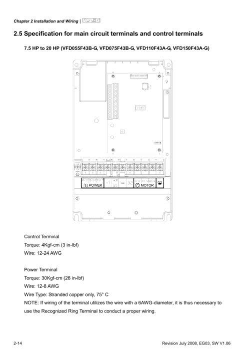 small resolution of delta electronics ac motor drive vfd g user manual page 37 183