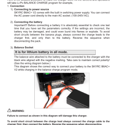 12 operating program it is for lithium battery in all mode skyrc b6ac v2 charger user manual page 12 28 [ 954 x 1245 Pixel ]