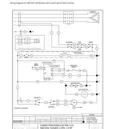 roubleshooting southbend wiring diagram convection oven electric cch southbend sl series user manual page 44 47 [ 954 x 1235 Pixel ]
