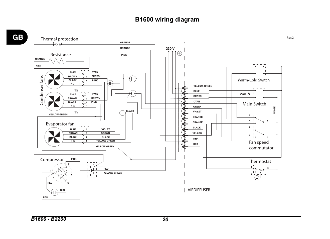 [DIAGRAM] Mazda B1600 Wiring Diagram FULL Version HD