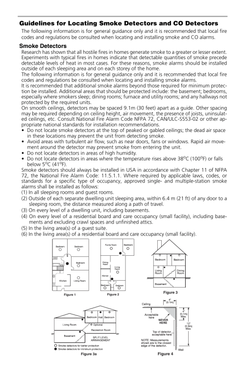 small resolution of smoke detectors dsc powerseries pc1616 user manual page 21 24