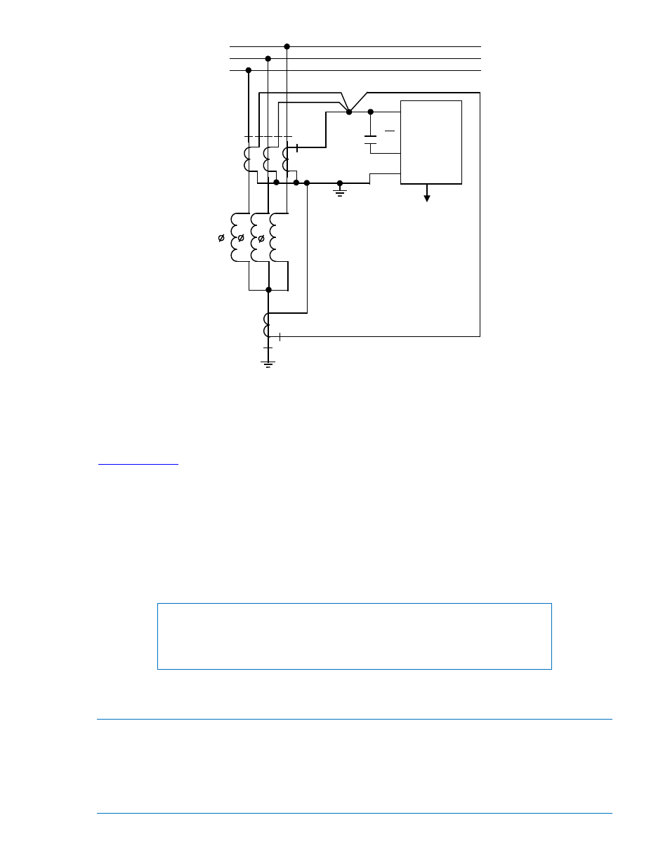 medium resolution of mixing two different ratio cts general settings guidelines operating principles basler electric be1 87b user manual page 23 78