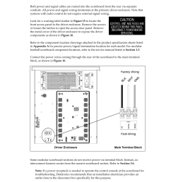connection daktronics outdoor led scoreboards installation user manual page 22 58 [ 954 x 1235 Pixel ]