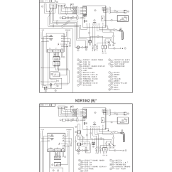 Dometic Rm2852 Wiring Diagram How To Design Architecture Appendix B Diagrams Ndr1062 User Manual Page 15 16