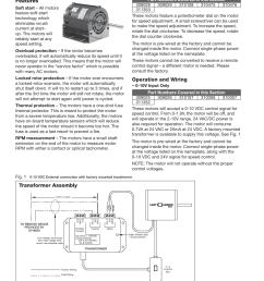 operation and wiring transformer assembly greenheck vari green motor iom 473681  [ 954 x 1235 Pixel ]