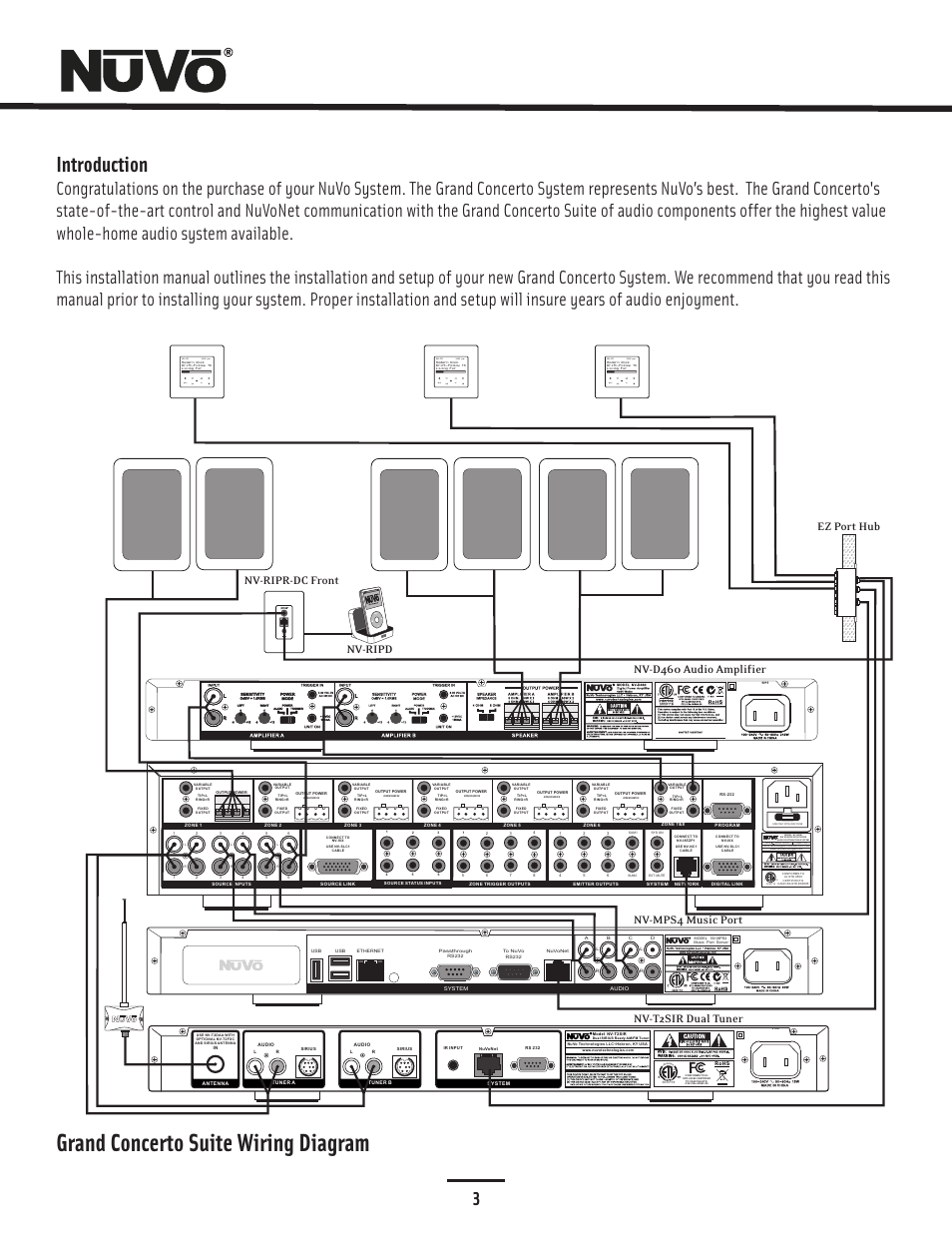 medium resolution of grand concerto suite wiring diagram introduction menu ok nuvo essentia nv e6gxs