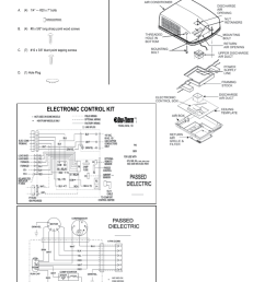 electronic control kit unit field wiring diagram dometic brisk air 590 series user manual page 12 12 [ 954 x 1235 Pixel ]