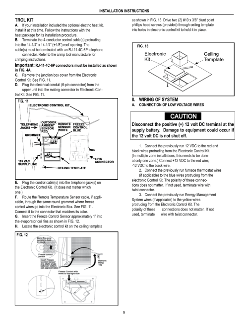 small resolution of dometic brisk air 590 series user manual page 9 12 also for brisk air 595 series brisk air 579 series