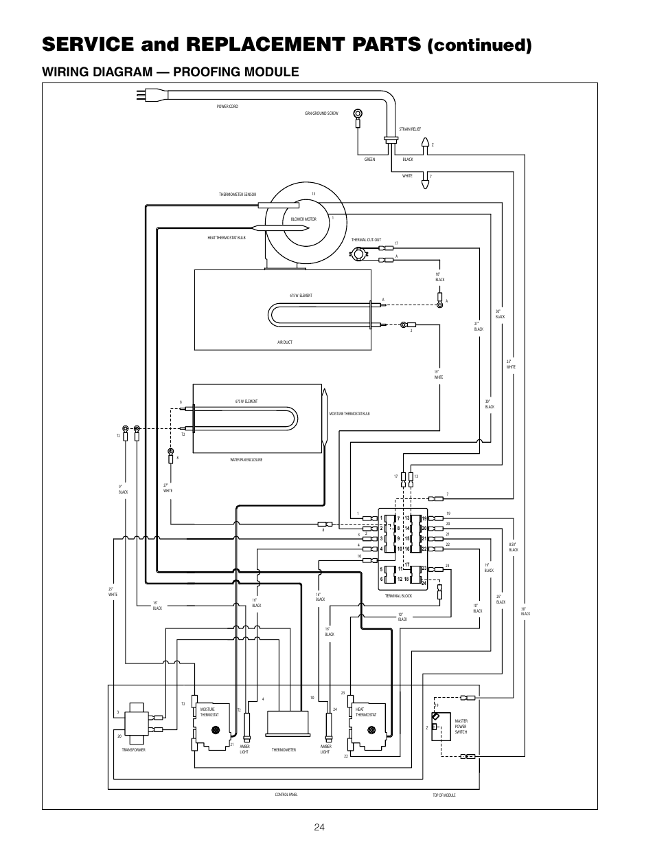 medium resolution of service and replacement parts continued wiring diagram proofing metro c5 wiring diagram for