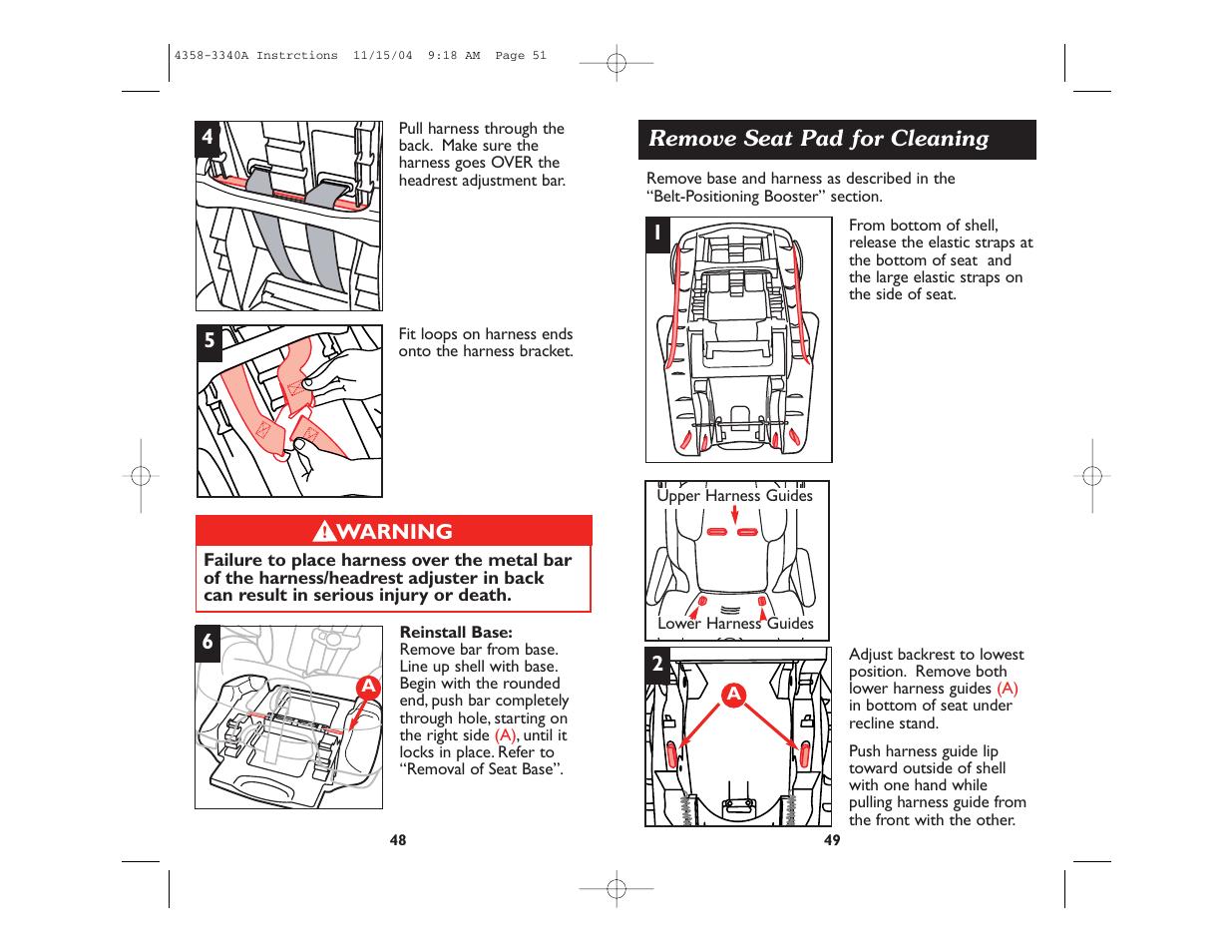 Safety 1st Alpha Omega Elite User Manual