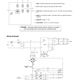 wp 500 general operating instructions control panel wiring diagram wiring schematic  [ 954 x 1235 Pixel ]