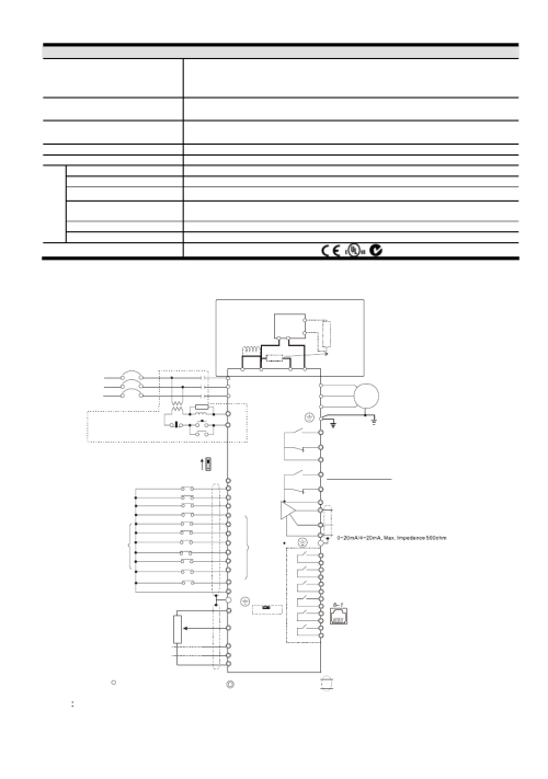 small resolution of basic wiring diagram english 3 im 3 delta electronics ac drive vfd f series user manual page 3 31