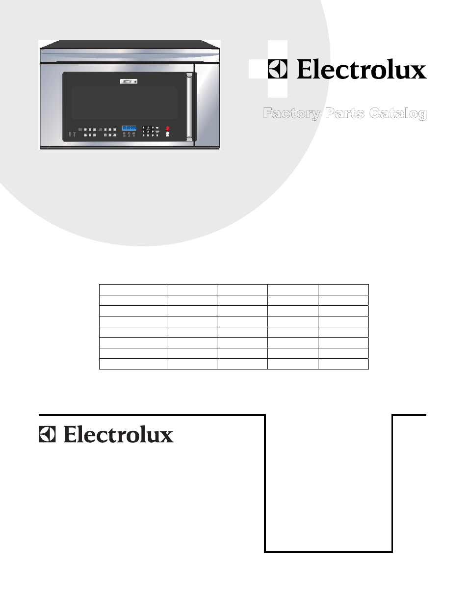 hight resolution of electrolux range wiring diagram electrolux dryer parts online not electrolux eibmch user manual pages