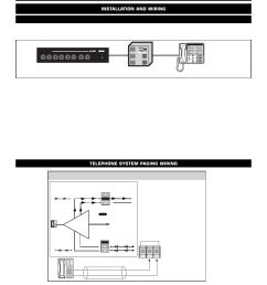 array digital music amplifiers ksu key service unit page 13 el paso rh manualsdir com [ 954 x 1235 Pixel ]