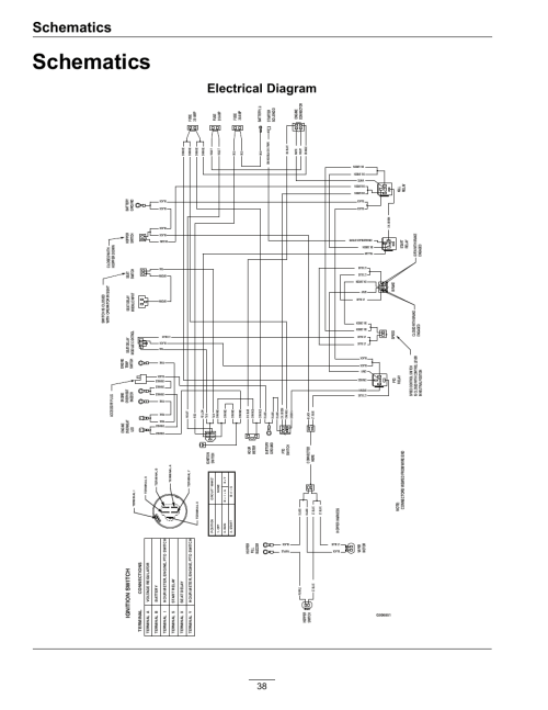 small resolution of schematics electrical diagram exmark navigator 4500 367 user exmark electrical diagram