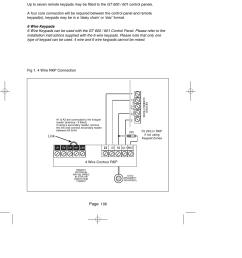 4 wire diagram control keypad [ 955 x 1350 Pixel ]
