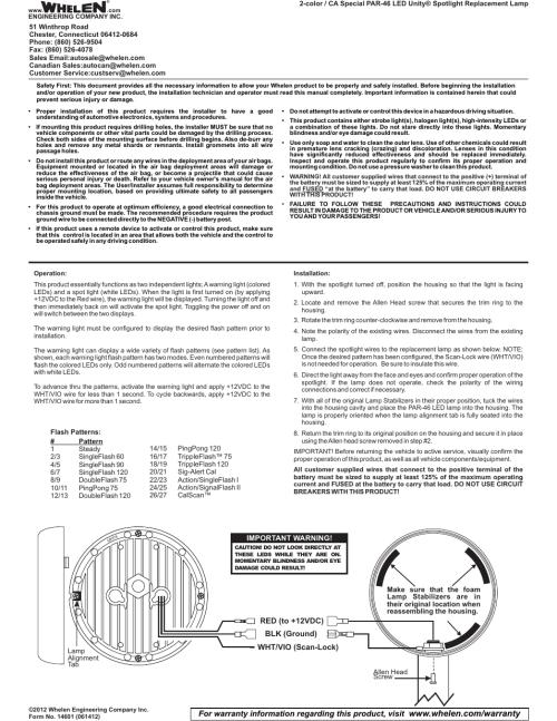 small resolution of unity spotlight wiring diagram