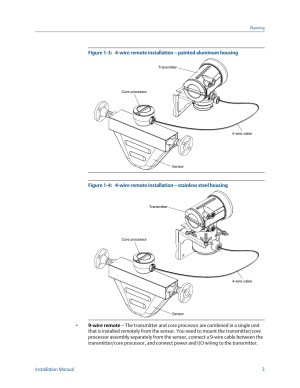Emerson MICRO MOTION 1700 User Manual | Page 7  124 | Also for: MICRO MOTION 2700