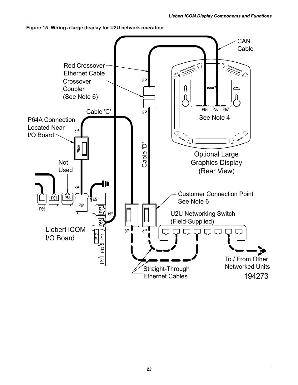 liebert icom wiring diagram