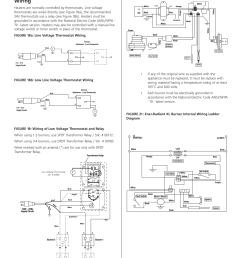 figure 18b low line voltage thermostat wiring figure 20 ener radiant xl [ 954 x 1235 Pixel ]