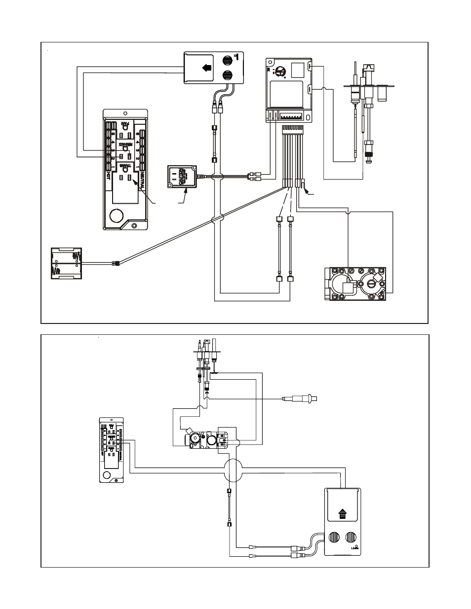 hight resolution of remote control wiring diagrams hearth and home technologies smart stat ii user manual page 10 10