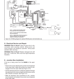 d electrical service and repair e junction box installation heat glo fireplace heat glo escape 42dv user manual page 43 61 [ 954 x 1235 Pixel ]