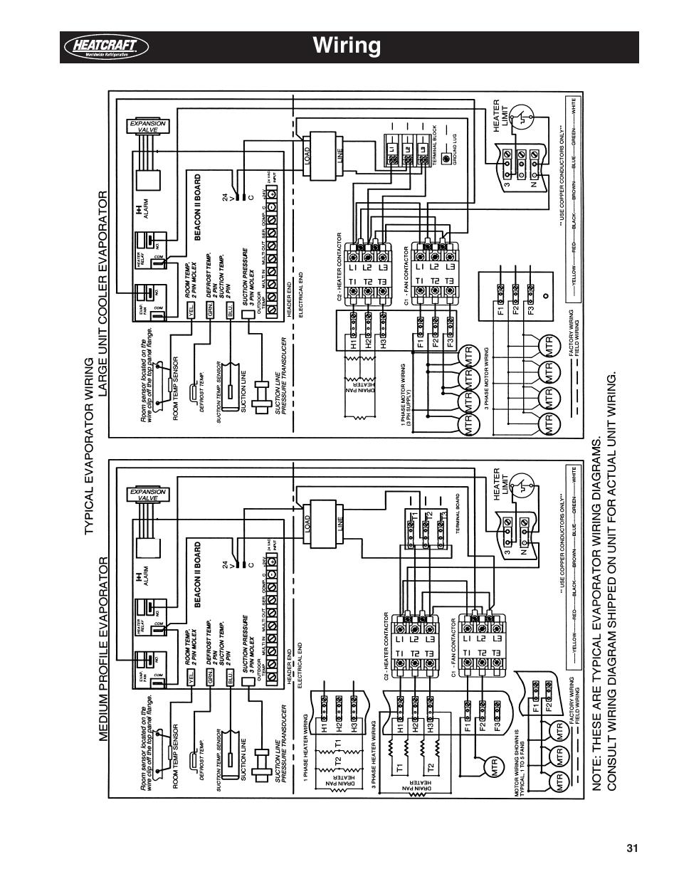 medium resolution of heatcraft refrigeration wiring diagrams