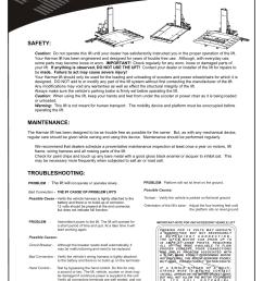 safety maintenance safety maintenance harmar mobility al600 user manual page 14 20 [ 954 x 1235 Pixel ]